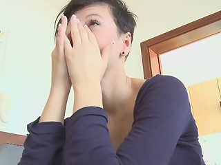 Beautiful Girl Casting At Home