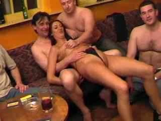 British Pub Orgy