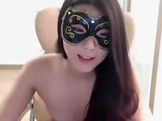 Camateurs96.com - Amateur korean girl masturbating and squirting