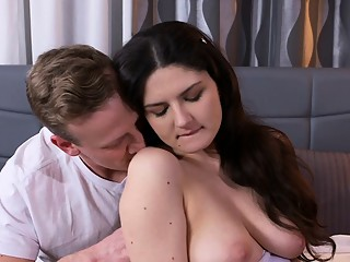 Dane Jones Cute young Italian girl feels cock deep inside