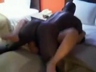 Crazy amateur Brunette, BBW porn video