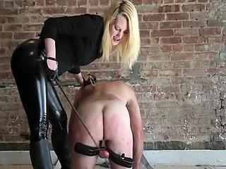 Hottest homemade BDSM, Femdom adult scene