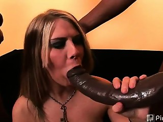 This southern sweetheart is looking for a big black dick.