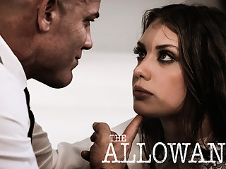 Elena Koshka & Derrick Pierce in The Allowance - PureTaboo