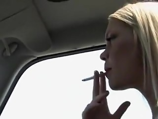Fabulous amateur Blonde, Fetish adult scene
