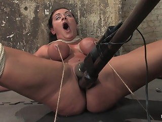 Charley Chase & Lochai in Warning For All HogTied Members: Most Intense Orgasms In Bondage We Ha