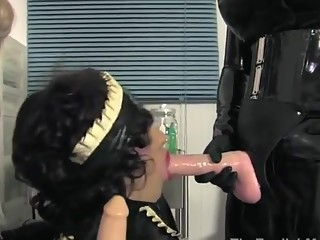 Amazing Latex, Anal adult video