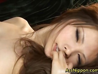 Haruki Kato Asian Model Enjoys Showing