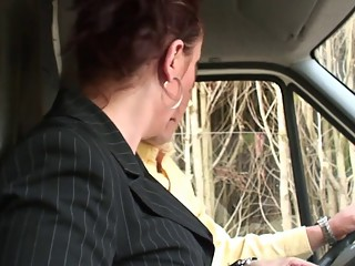 French mother i'd like to fuck hitch-hiker