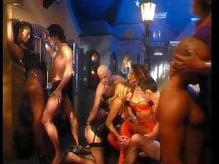 Fun for two swingers party in Amasterdam